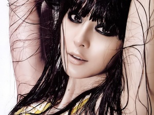 Fan Bingbing, brunette, make-up