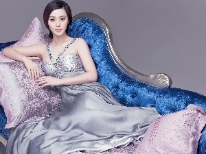 panels, Fan Bingbing, Sofa