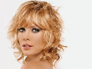 make-up, lovely, Charlize Theron